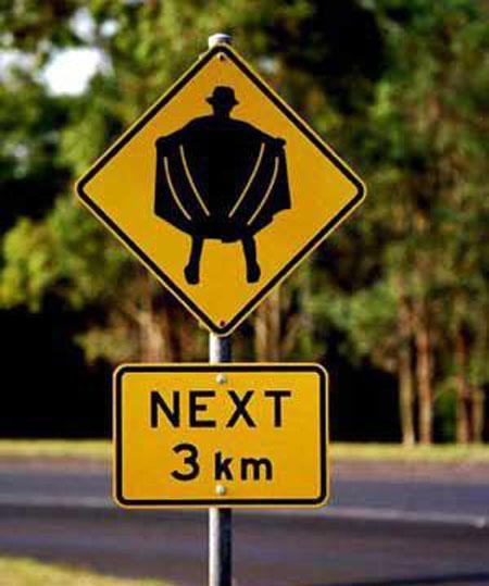 Смешные дорожные знаки (Часть 2)