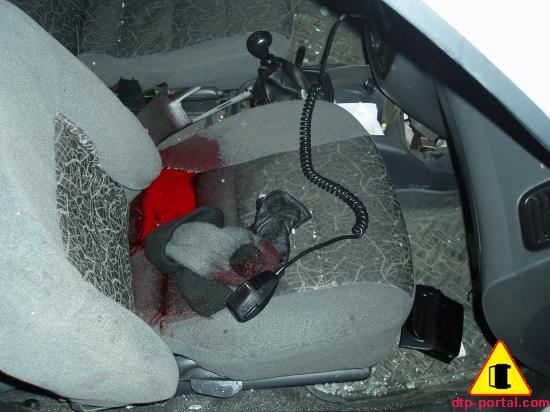 Девушка-пассажир такси погибла в ДТП