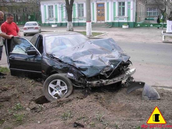 Смерть водителя и пешехода в ДТП в Николаеве