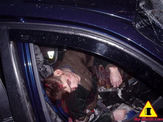 Фото трупа водителя