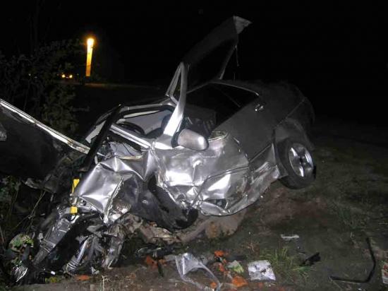 В Житомирской области водитель сбил велосипедистку