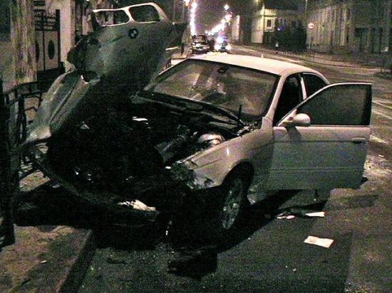ДТП в Керчи - 22 января 2011 года - один человек погиб