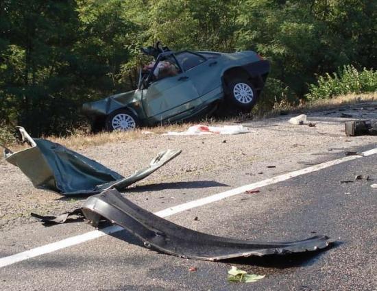 ДТП 31 июля 2007 года в Крыму - 7 человек погибло