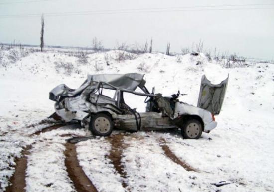 ДТП в АР Крым 04 января 2011 года